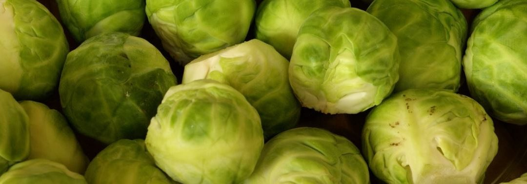 Brussels Sprouts Roasted with Sausage