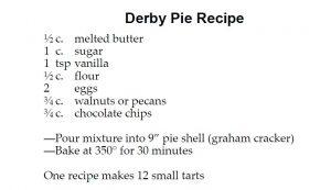 Derby-Pie