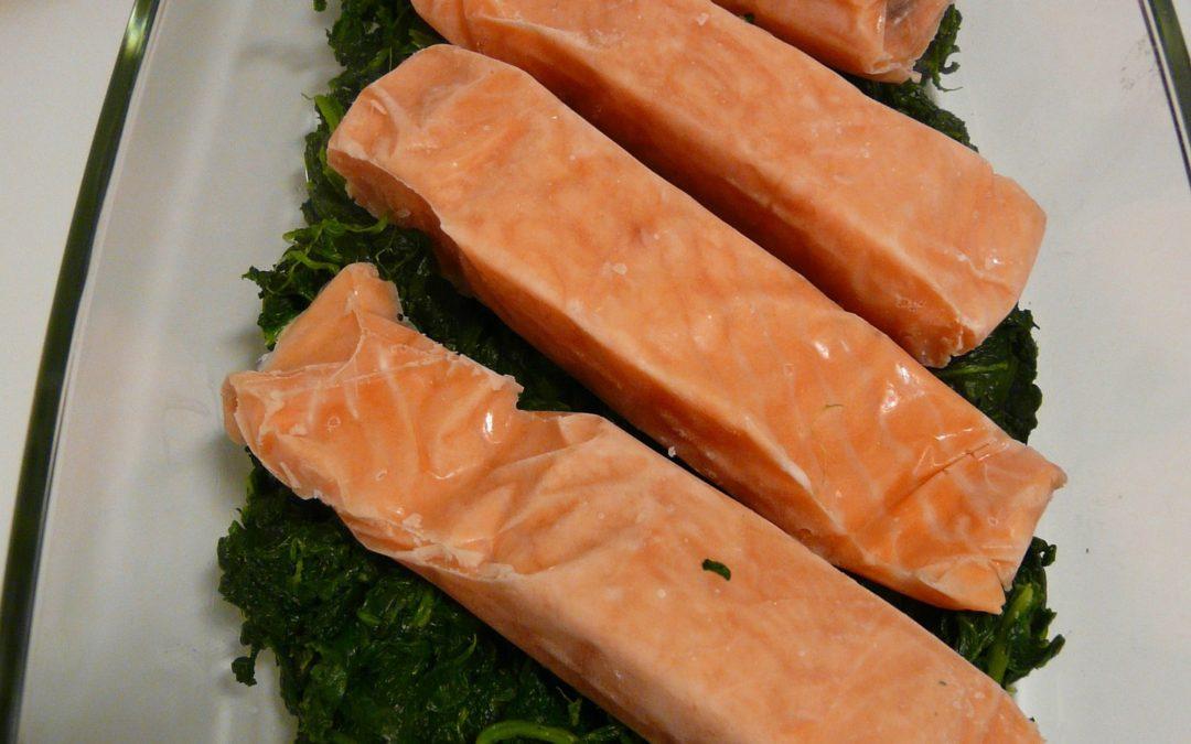 Pan Seared Salmon – Alton Brown