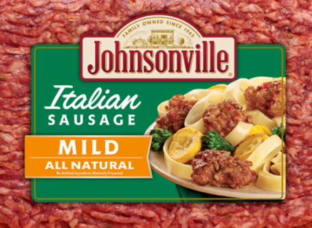 Italian Sausage Meat Loaf